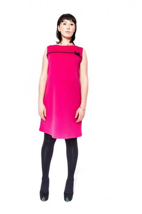 Těhotenské šaty tunika DIOR - amarant - Mamitati - od mámy a od táty ... 1b8aa2eb699