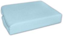 Jersey prostěradlo - Modrý - 140x70