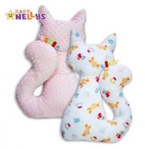 Edukační hračka KOČKA s minky Baby Nellys ® -…