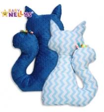 Edukační hračka KOČKA s minky Baby Nellys ® - zig…
