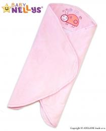 Zavinovací deka do autosedačky Baby Nellys ®…