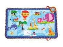 TINY LOVE Hrací deka - Svět