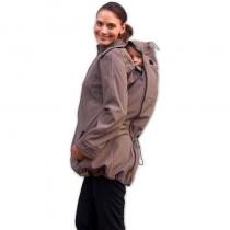 Bunda pro nosící, těhotné - softshellová - pro…