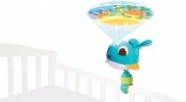 TINY LOVE Cestovní projektor Velryba Cody - modrá