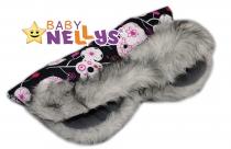 Rukávník ke kočárku s kožešinkou Baby Nellys ®…