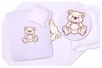 Sada do kočárku jersey Medvídek TEDDY BEAR Baby…