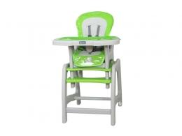 Jídelní stoleček Coto Baby STARS green