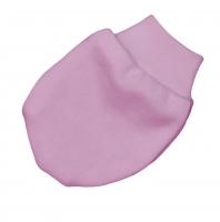 Kojenecké rukavičky - růžová