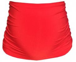 Těhotenský pás - červená
