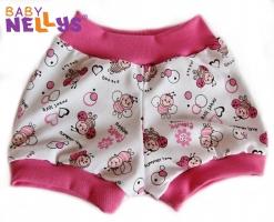 Kraťásky Baby Nellys ® - Beruška