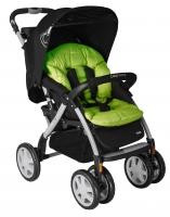 Sportovní kočárek Torre 2017 Coto Baby   - zelený/černý