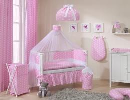 Lustr do dětského pokojíčku - Bubble retro - růžové