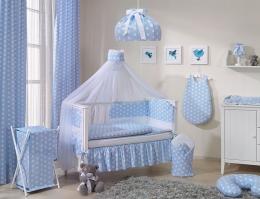 Lustr do dětského pokojíčku - Bubble retro - modré