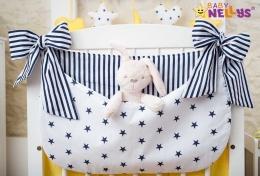 Kapsář nejen na hračky STARS be LOVE - č. 9