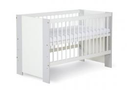 Dětská postel Safari de LUX  + šuplík 120x60 cm.
