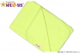 Deka/dečka polar FEEL Baby Nellys ® - zelená