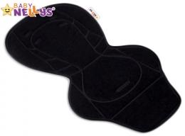 Vložka do kočárku Baby Nellys ® - černá