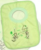 Bryndáček TERJAN se stahovacím lemem - zelený