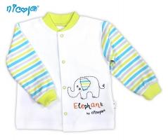 Bavlněná košilka NICOL Slon