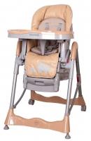 Jídelní židlička COTO BABY Mambo Beige - SLONÍCÍ