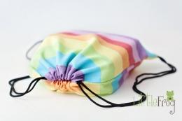 Little FROG Bavlněná taška na šátek - Sunny Labradorite
