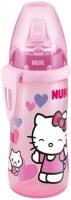 Lahvička NUK  300 ml + dudlík - Hello Kitty
