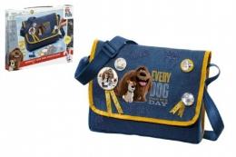 Tajný život mazlíčků taška na rameno 28x22x6cm v krabici