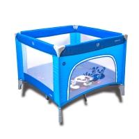 Skládací ohrádka Conti - modrá - PANDA