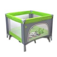 Skládací ohrádka Conti - zelená - PANDA