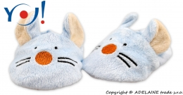 Botičky/capáčky YO! Zvířátka - Myška