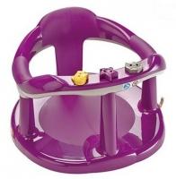 Thermobaby sedátko do vany Aquababy - fialové