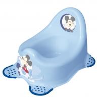 Nočník Mickey Mouse - modrý