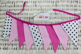Ozdobná girlanda Baby Nellys ®- č. 18