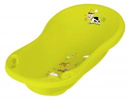 Dětská vanička Funny Farm 84cm - zelená