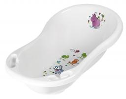 Dětská vanička Hippo 84 cm - Bílá