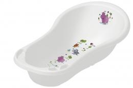 Dětská vanička Hippo 100 cm - Bílá