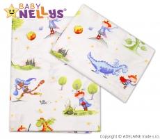 Bavlněné povlečení 135x100 Baby Nellys ® Princ