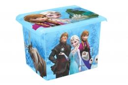 Box na hračky, dekorační  Frozen 20,5 l