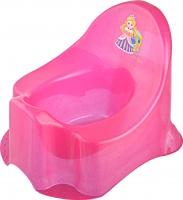 Nočník Little Princess - růžová