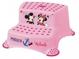 Stolička - schůdky s protiskluzovou funkcí - Minnie