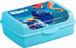 Svačinkový box  Hledá se Dory 1 l - modrý