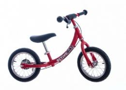 """Odrážedlo červené kov 12"""" nosnost 30kg v krabici 73x33x18cm Active Bike 2+"""
