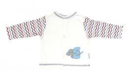 Bavlněná košilka Mamatti - Zvířátka