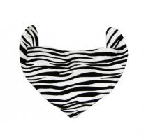 Dětský šátek na krk Mamatti - Zebra v ZOO