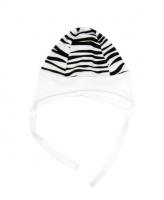 Čepička na zavazování Mamatti  - Zebra v ZOO