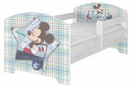 Dětská postel Disney - Mickey Mouse