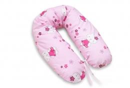 Kojící polštář - relaxační poduška Multi Hello Kitty