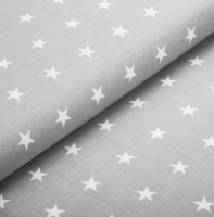 Kapsář  - Hvězdičky v šedé + míša nellys srdíčko