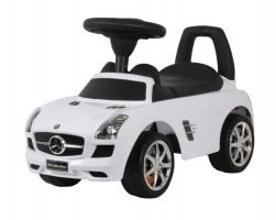 Jezdítko, odrážedlo Mercedes-Benz  - bílé