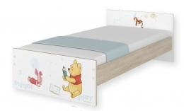 Dětská junior postel Disney 180x90cm - Medvídek PÚ